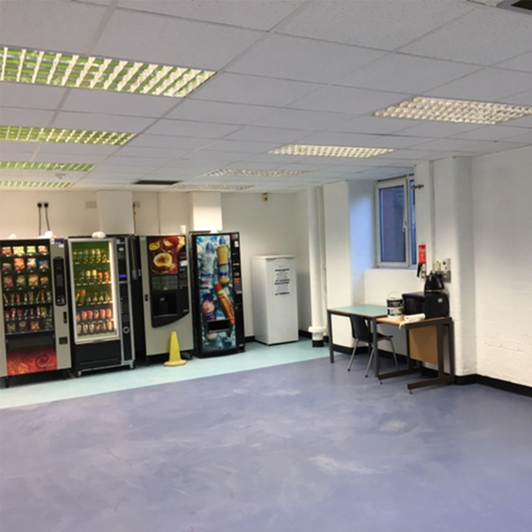 MSL Refurbishment of 2 canteens - Oldham