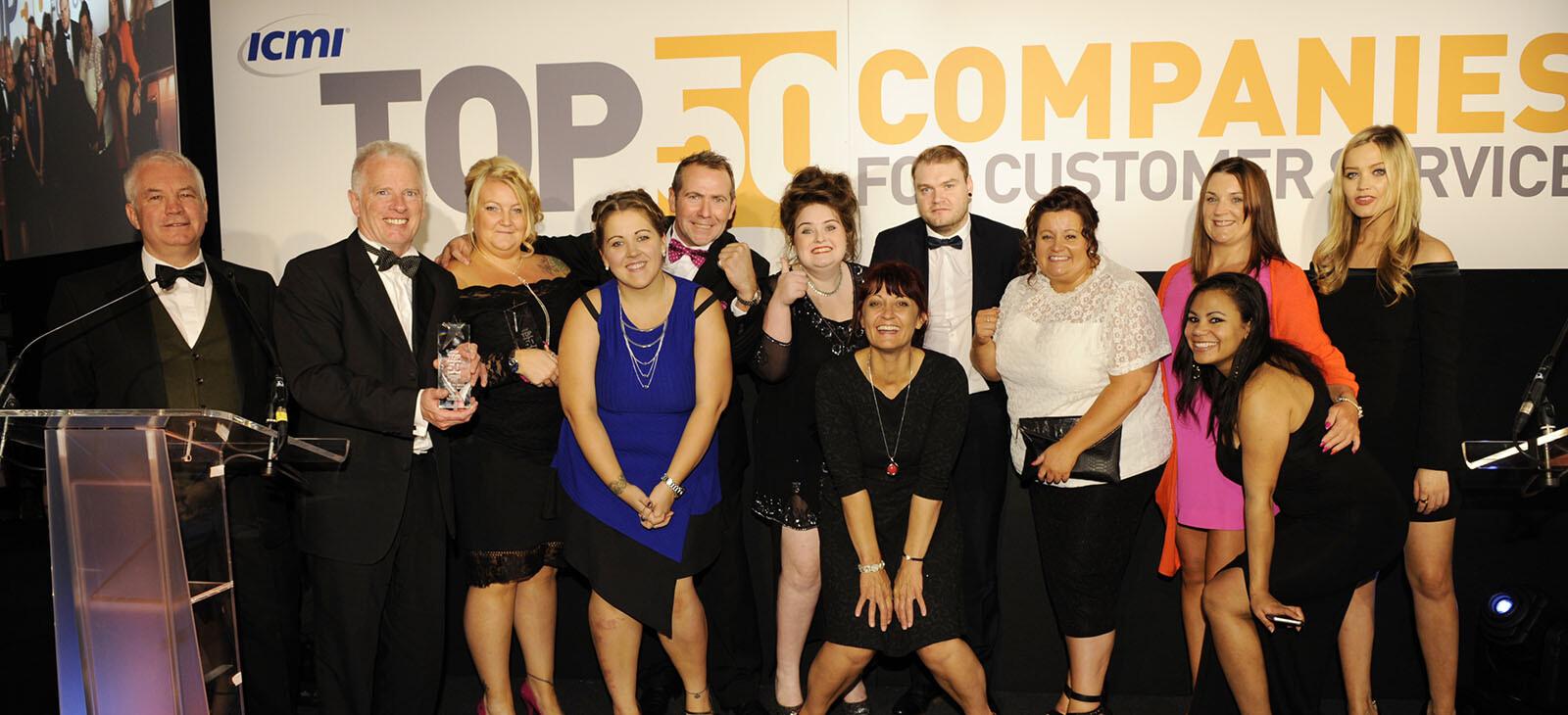 MSL Win Best in Service Providers Category