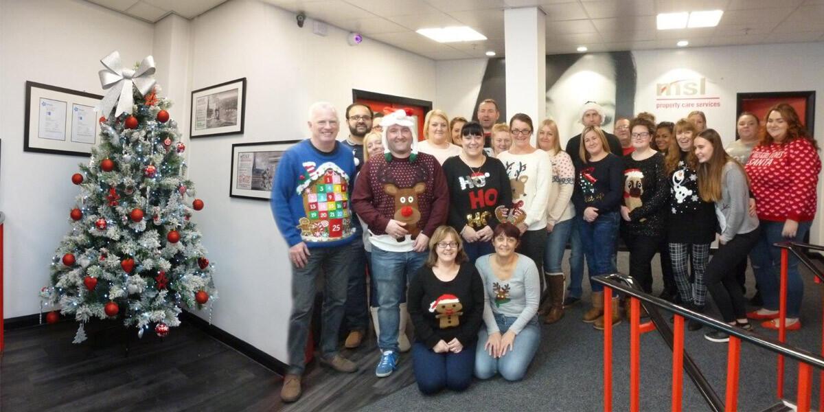 Christmas at MSL 2015