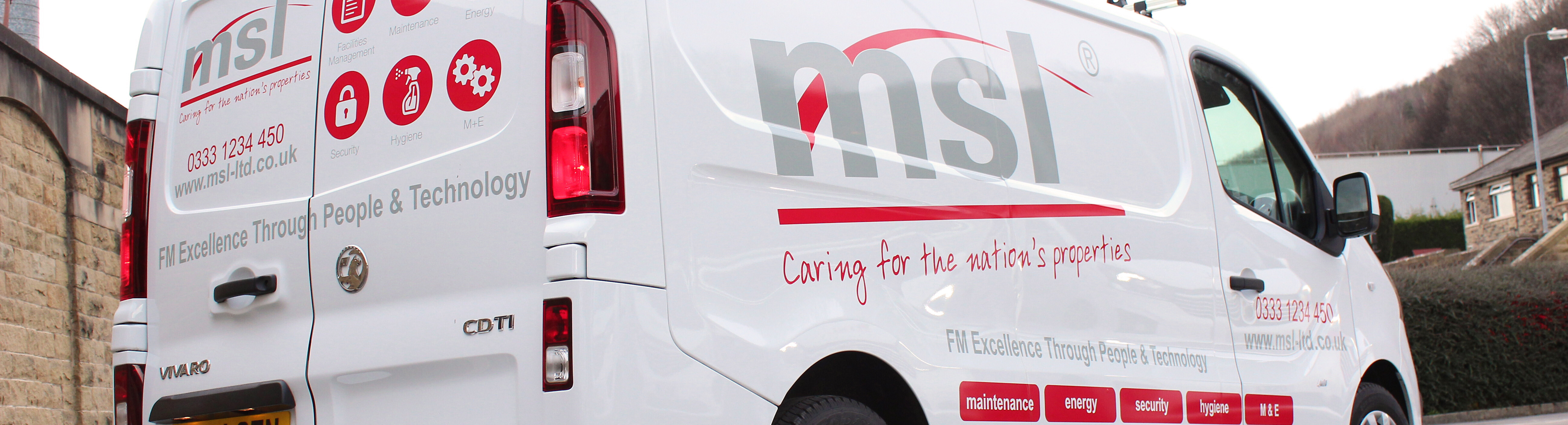 MSL New Van Fleet