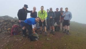 Director of Operations Andy Thomson Completes 10 Peak Challenge.