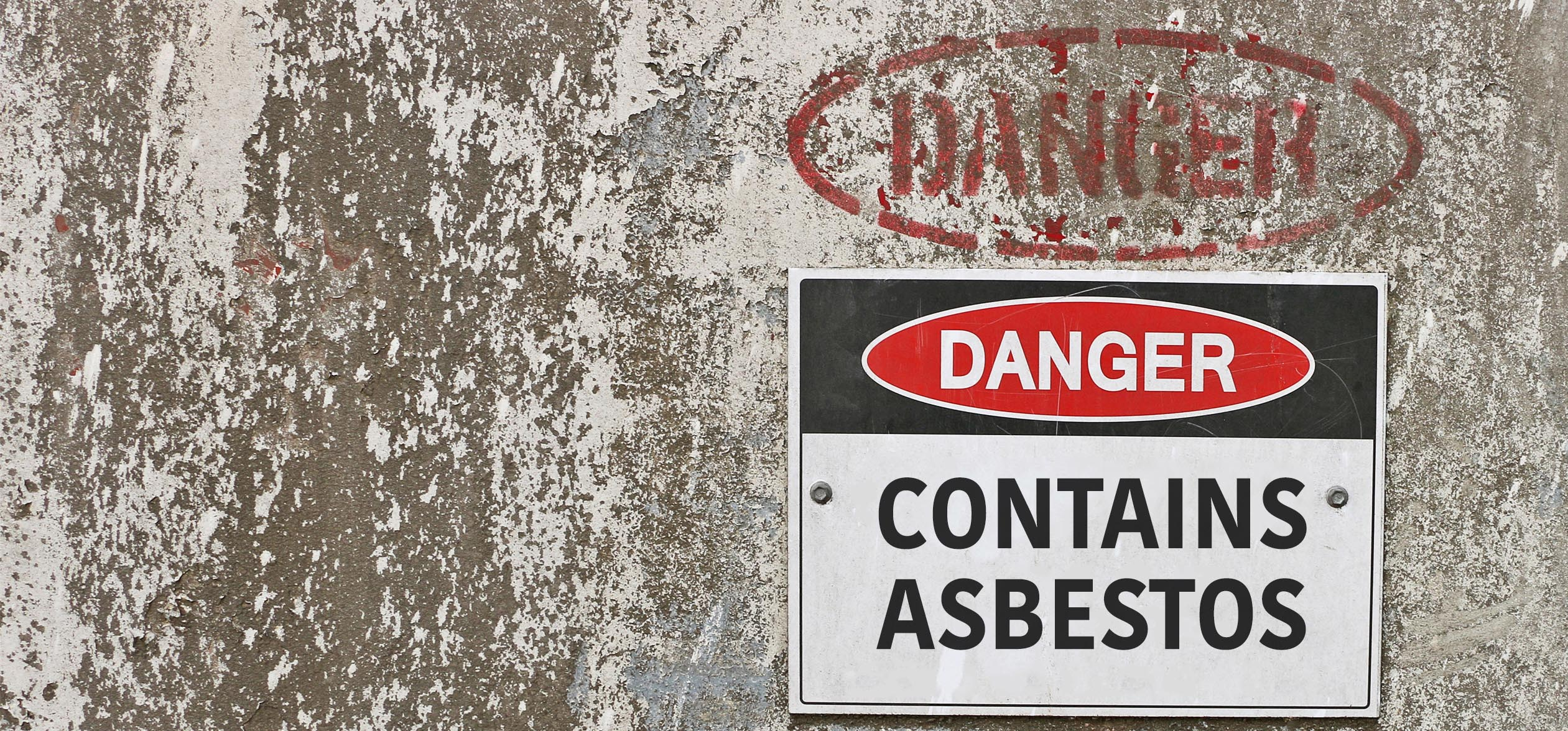 Danger Contains Asbestos Image