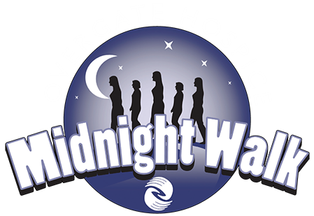 Midnight Walk for Overgate Hospice