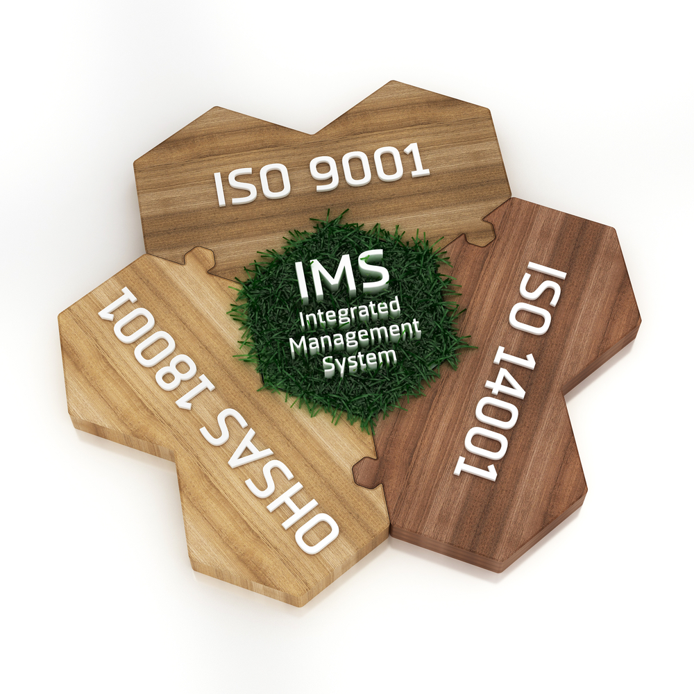 IMS IMage for ISO Accreditation