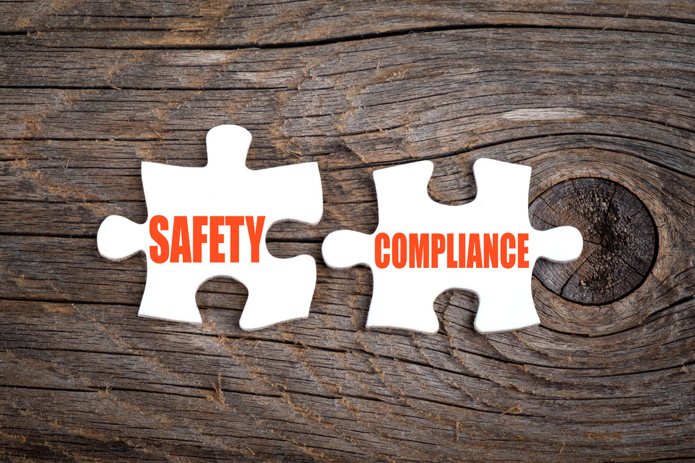 Safety and Compliance Jigsaw Pieces