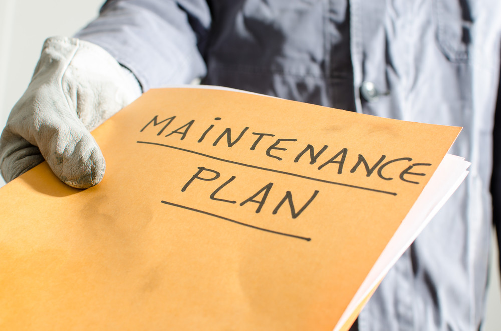 Maintenance Plan Image